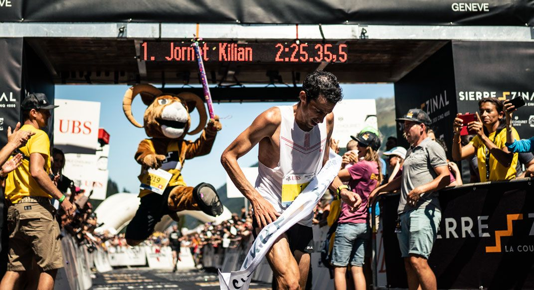 @kilianj takes his training up a few notches—and it pays off at the famous @SierreZinal race.Will he be able to break Matt Carpenters 25-year record at next weeks Pikes Peak Marathon? buff.ly/33AfnoT