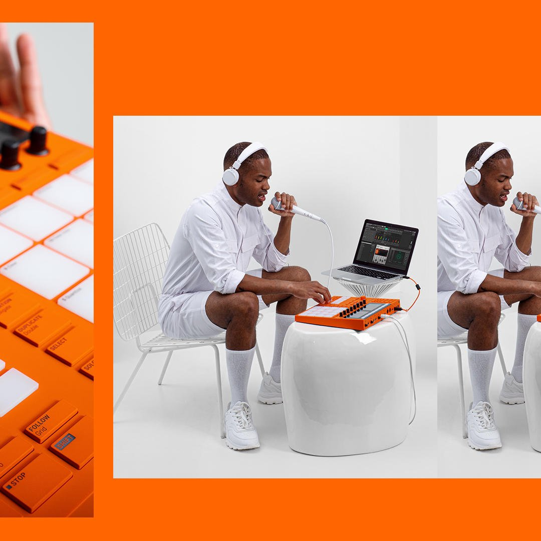 Hardware that's as hot as your beats  Stand out with the new, ultra-limited Flame Orange MASCHINE now. Learn more:   http:// fal.cn/33uZF     #10YearsMaschine<br>http://pic.twitter.com/A4KC2sGbHY