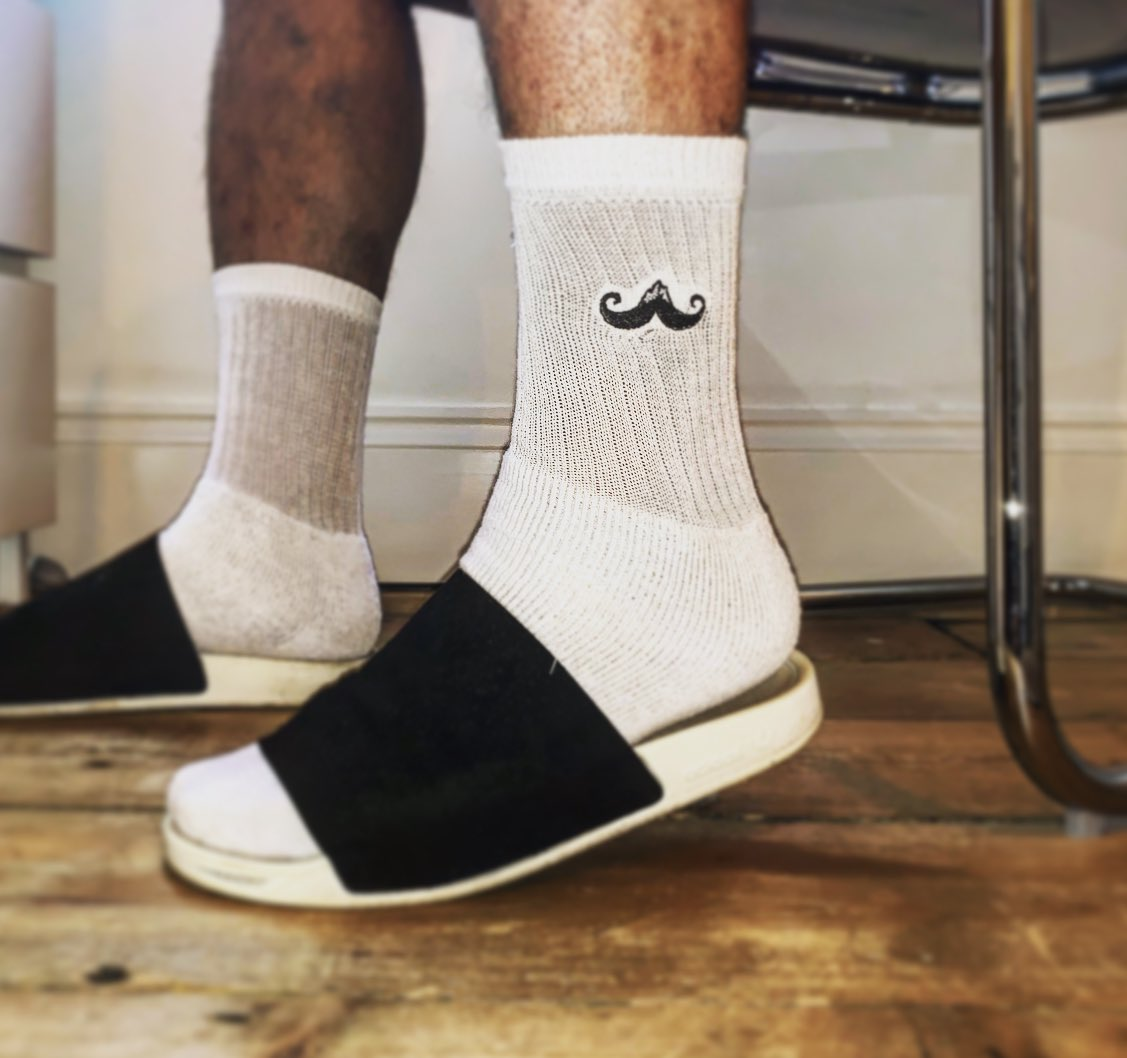 S O C K B O I http://Moustachemountain.bigcartel.comPREORDER NOW AVAILABLE 👨🏻👌🏽❤️👌🏽👨🏼@Tyler_Bate