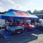 Image for the Tweet beginning: Race weekend! #sunbeam #avenger #fiat #ahvenisto