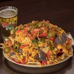 Nachos & NFL Preseason Football... the best way to start your weekend! Let the good times roll!  -Bills vs Panthers 6pm -Bears vs Giants 6:30pm -Dolphins vs Buccaneers at 6:30pm