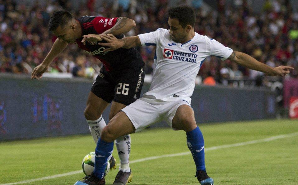 Cruz Azul gano 3-1 al Atlas Jornada 5 Liga MX Apertura 2019