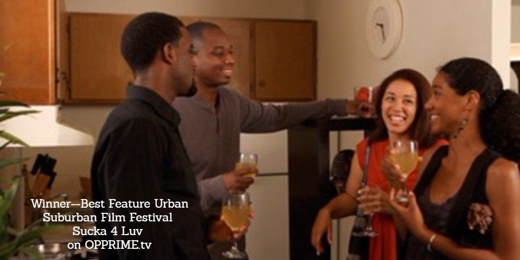 SUCKA 4 LUV by Patrick Pierre @LeomarkStudios WINNER - BEST FEATURE FILM Urban Suburban Film Festival  CLICK HERE=>  http:// ow.ly/MY9p30plZ2k      #Actor #Actress #FemaleFilmmakers #ActorLife #Acting #Auditions #CastingCall #ActorsLife #ActressLife <br>http://pic.twitter.com/mpAAWhQJCx