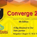 Image for the Tweet beginning: #convergemeet a big shout out