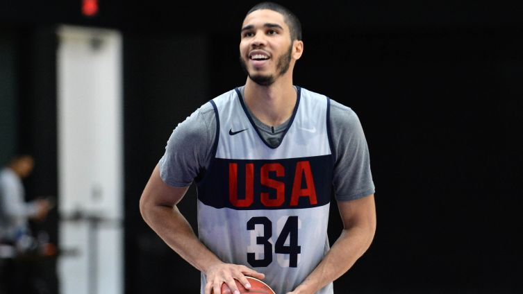 PJ Tucker had some nice things to say about a few players from the 2017 draft class impressing at Team USA camp, including Jayson Tatum. https://t.co/nwLLDUed1Q https://t.co/7A3fnhzapn