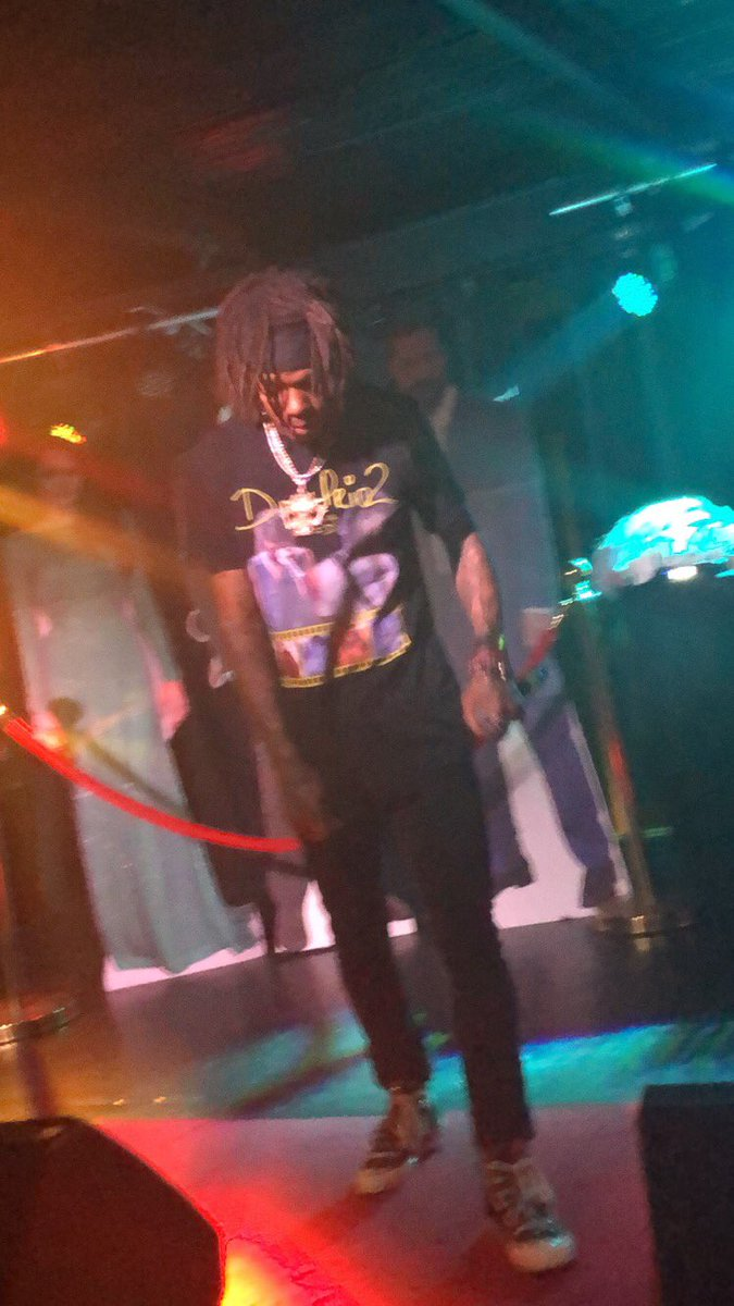 I love JID because his music and his shows are an escape for me. I love how he interacts with all of his fans, I really feel the love he has for us, and during this tough time I just want to send all my love to him and his family #weloveyoujid <br>http://pic.twitter.com/ullwHomhJL