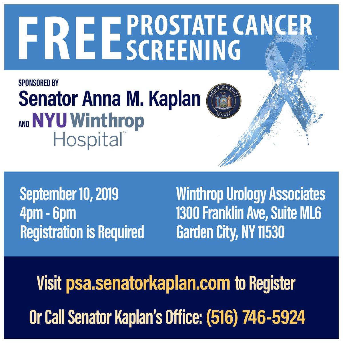 Tweets con contenido multimedia de Senator Anna M  Kaplan