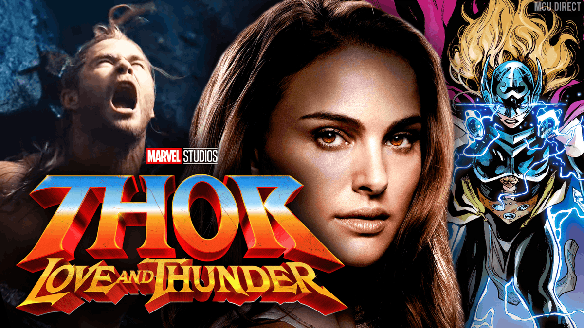 An AVENGERS: INFINITY WAR tie-in novel plot point may hint at how Jane Foster will gain the power of Thor in #ThorLoveAndThunder! bit.ly/31GAxzU