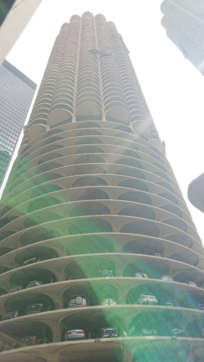 Hell of a building here in #chicago #thealarm #SigmaTour