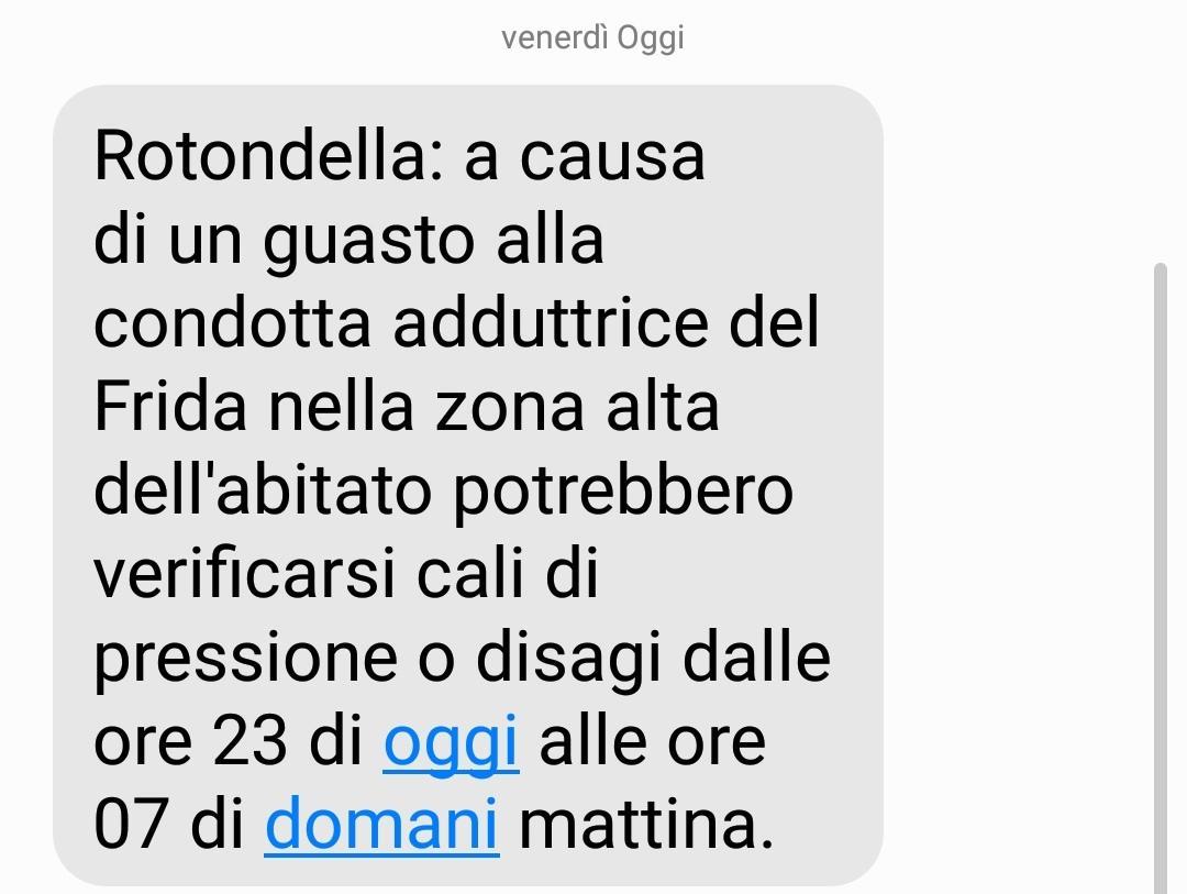 #Rotondella @AcquedottoLucan https://t.co/y5gPlGtJ...
