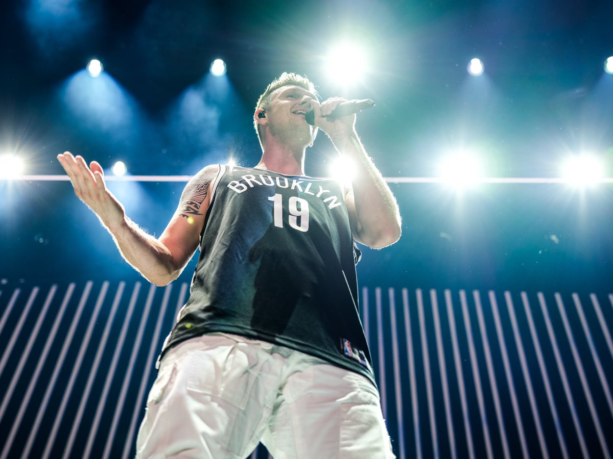 Brooklyn you really know how to turn up the heat. Wow! #BSBNYC #DNAWorldTour