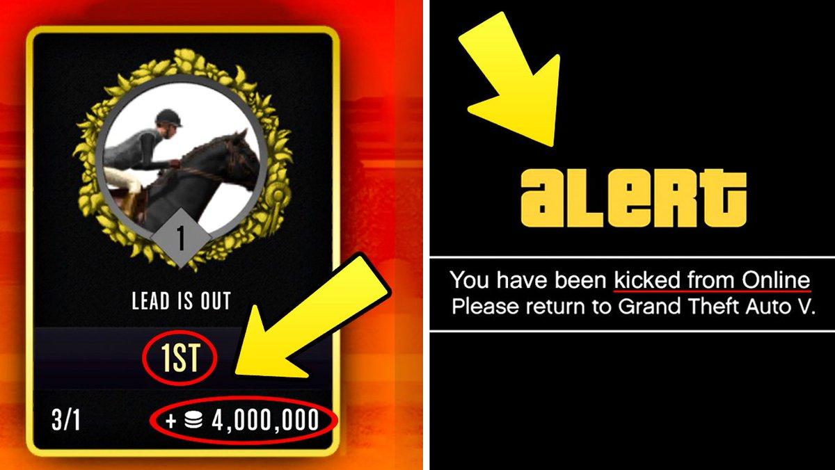 Austin On Twitter Gta Online Rockstar Now Kicking Players Offline For Winning Too Much In The Casino Https T Co 2lk4rlvi96