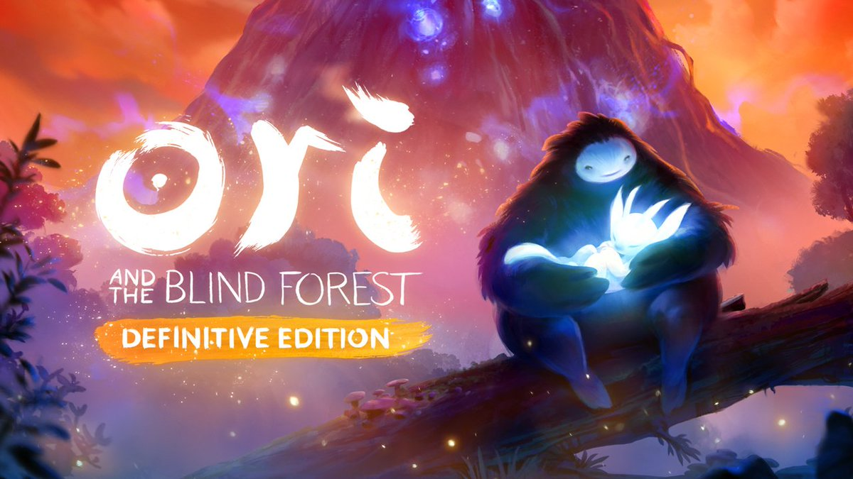 The forest of Nibel is dying, and only you can save it! Explore the world of Ori in #OriandtheBlindForest: Definitive Edition, coming to #NintendoSwitch #eShop on 9/27. #IndieWorld