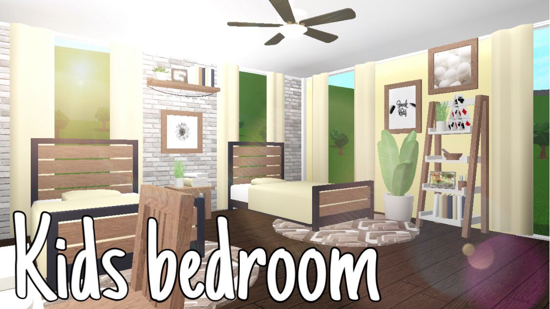 Kids Bedrooms World Boys Bedroom Bloxburg