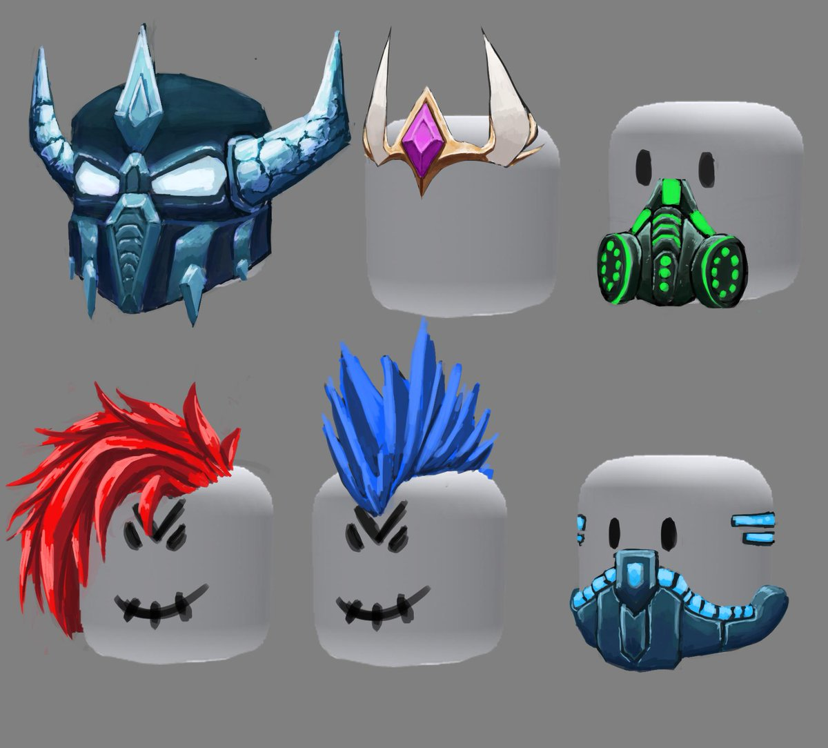 Idhau On Twitter Here Are A Couple Of The Other Ugc Concepts