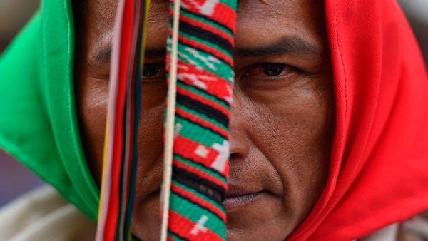 En #Colombia🇨🇴 han sido asesinados 98 líderes indígenas durante el gobierno de Duque y 158 desde la firma del acuerdo de paz 👉bit.ly/2HbA2Gp El vocero de la Organización Nacional Indígena de Colombia, Oscar Montero, indica que se debe a disputas por el control social