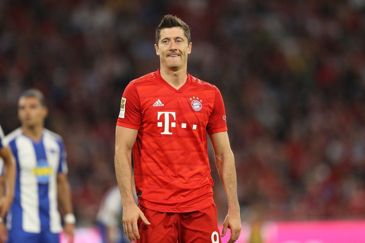 Bayern empata con Hertha en el inicio de la Bundesliga