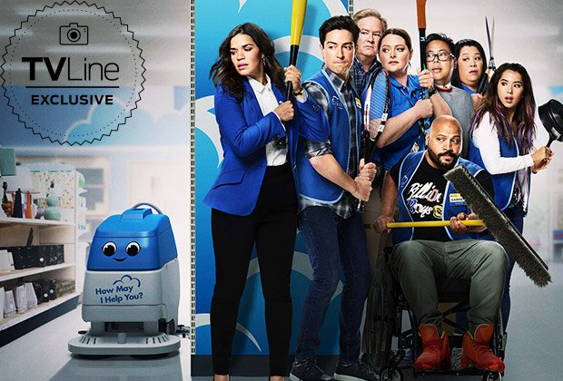 #Superstore Crew Rages Against the Machine in Season 5 Poster (Exclusive) tvline.com/2019/08/16/sup…