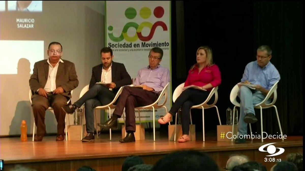 #ColombiaDecide Foro Nacional Ambiental: ¿qué proponen los candidatos a la Alcaldía de Pereira? - http://bit.ly/2uQzKwL