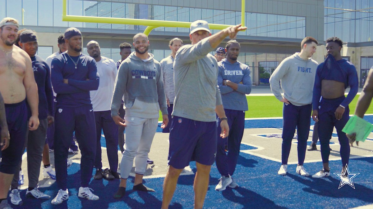 Take a look behind the scenes at the #DallasCowboys staff who get our players ready for the season in the first of a three-part series presented by @sleepnumber.