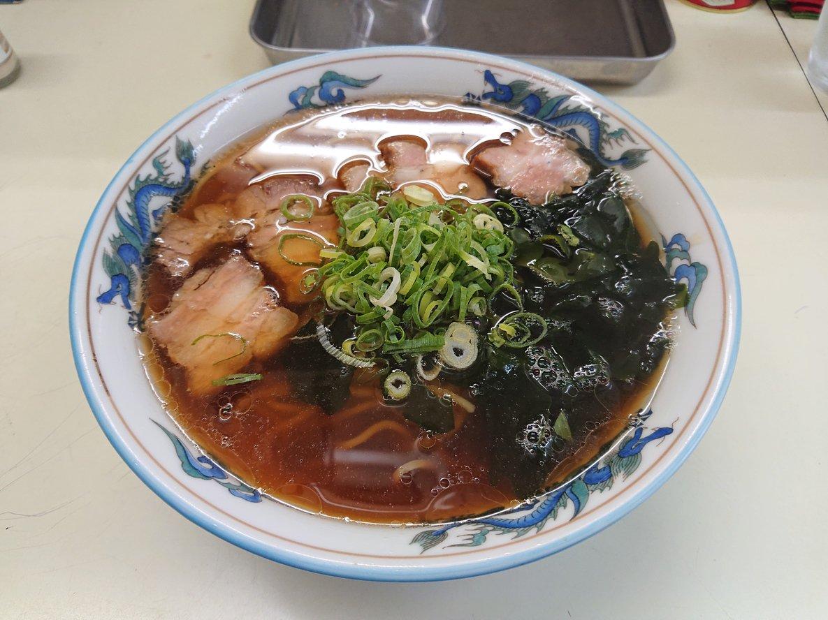 甘いスープが美味い食堂ラーメン はま久!!  #tabelog
