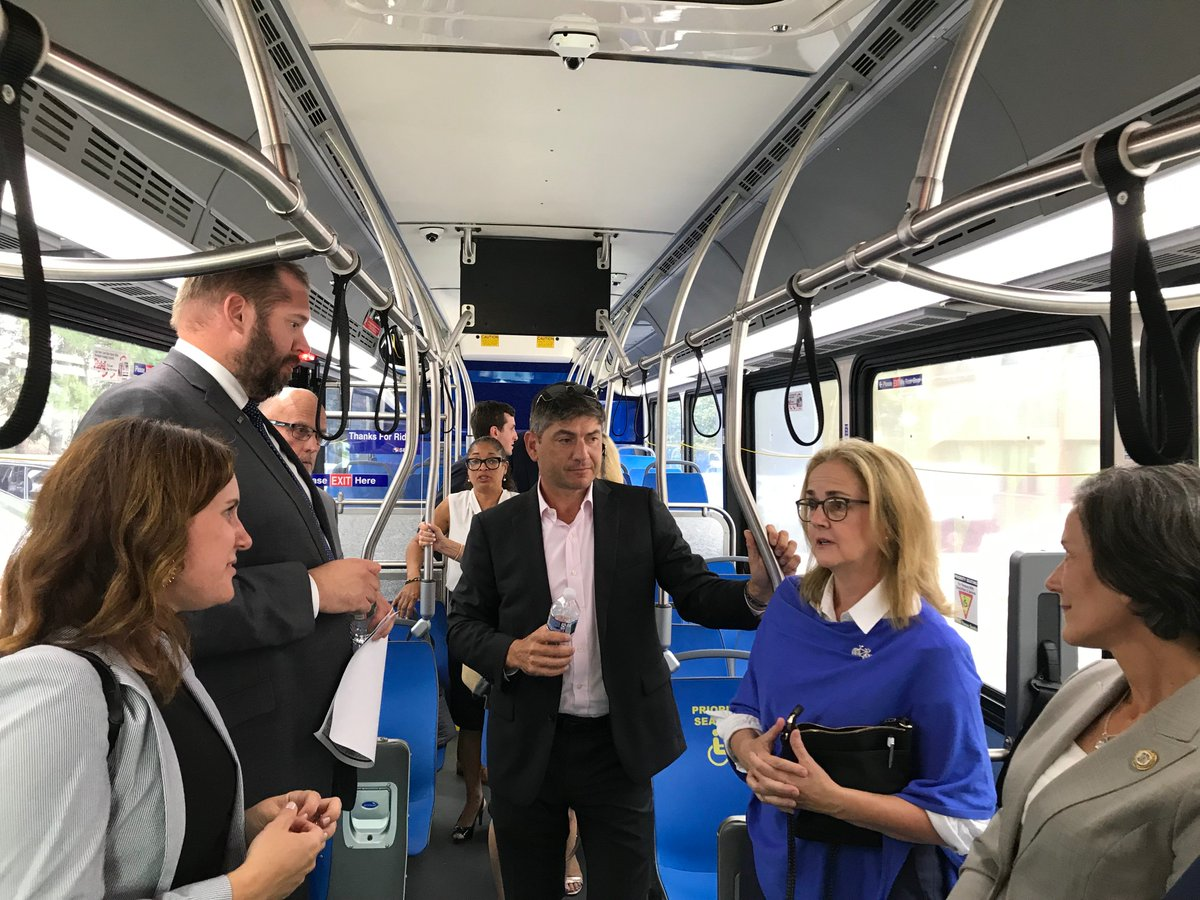 It was great to tour the proposed sites for the King of Prussia rail extension with Chairwoman @VAArk. This 4+ mile proposal will make a great difference for our regions economy & connectivity. I will be fighting for the necessary funding for this project in Washington.