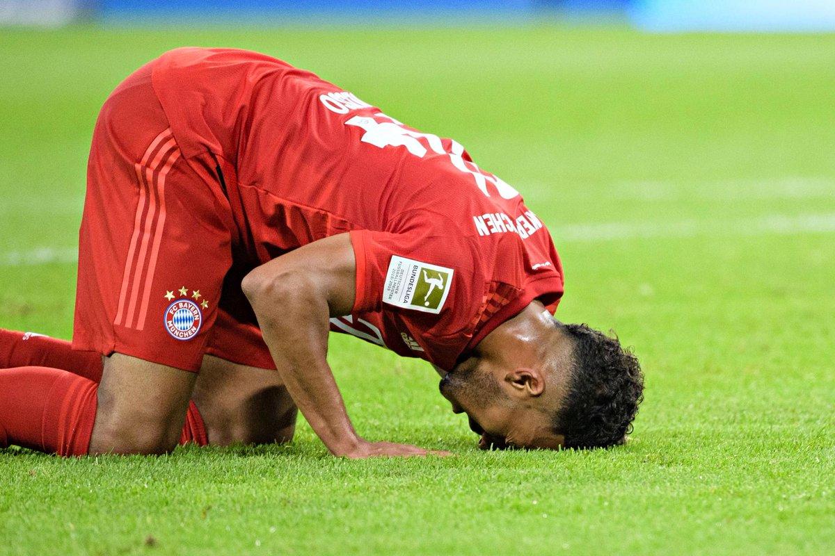 Bayern arrancou a Bundesliga com um empate a duas bolas frente ao Hertha.