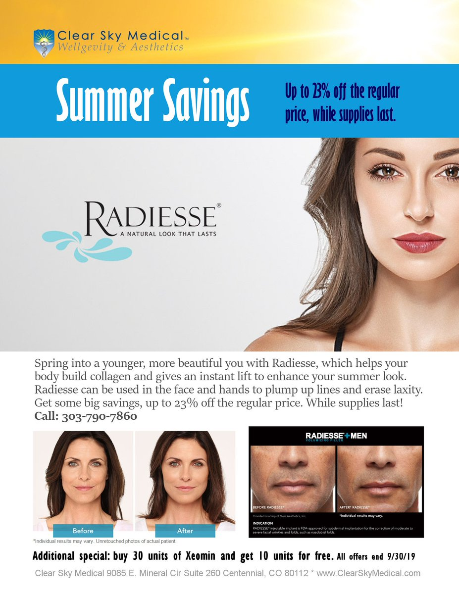 RADIESSE - Radiesse Treatment in Miami | Miami Center for