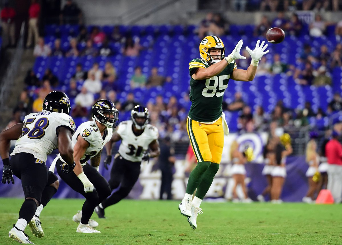 After Further Review: Packers vs. Ravens (Preseason) dlvr.it/RBMX7j #Packers #GoPack