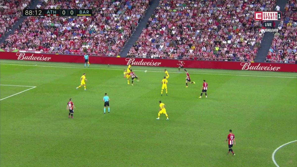 Athletic bateu o Barcelona com um verdadeiro GOLAÇO de Aduriz 😳