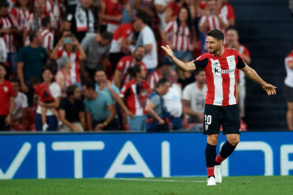 Barcelona have been stunned by Athletic Bilbao's 38-year old Aritz Aduriz on the opening day of the La Liga season 👉https://bbc.in/2YVk2D1