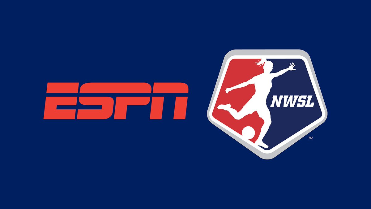 .@espn signs exclusive multimedia agreement for worldwide rights to #NWSL regular season matches: nwsl.us/2OZNtze