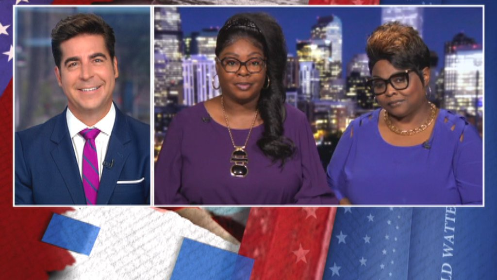 The ladies are back! @DiamondandSilk share their thoughts on the latest Biden blunders. https://t.co/s9OJl0fUWc
