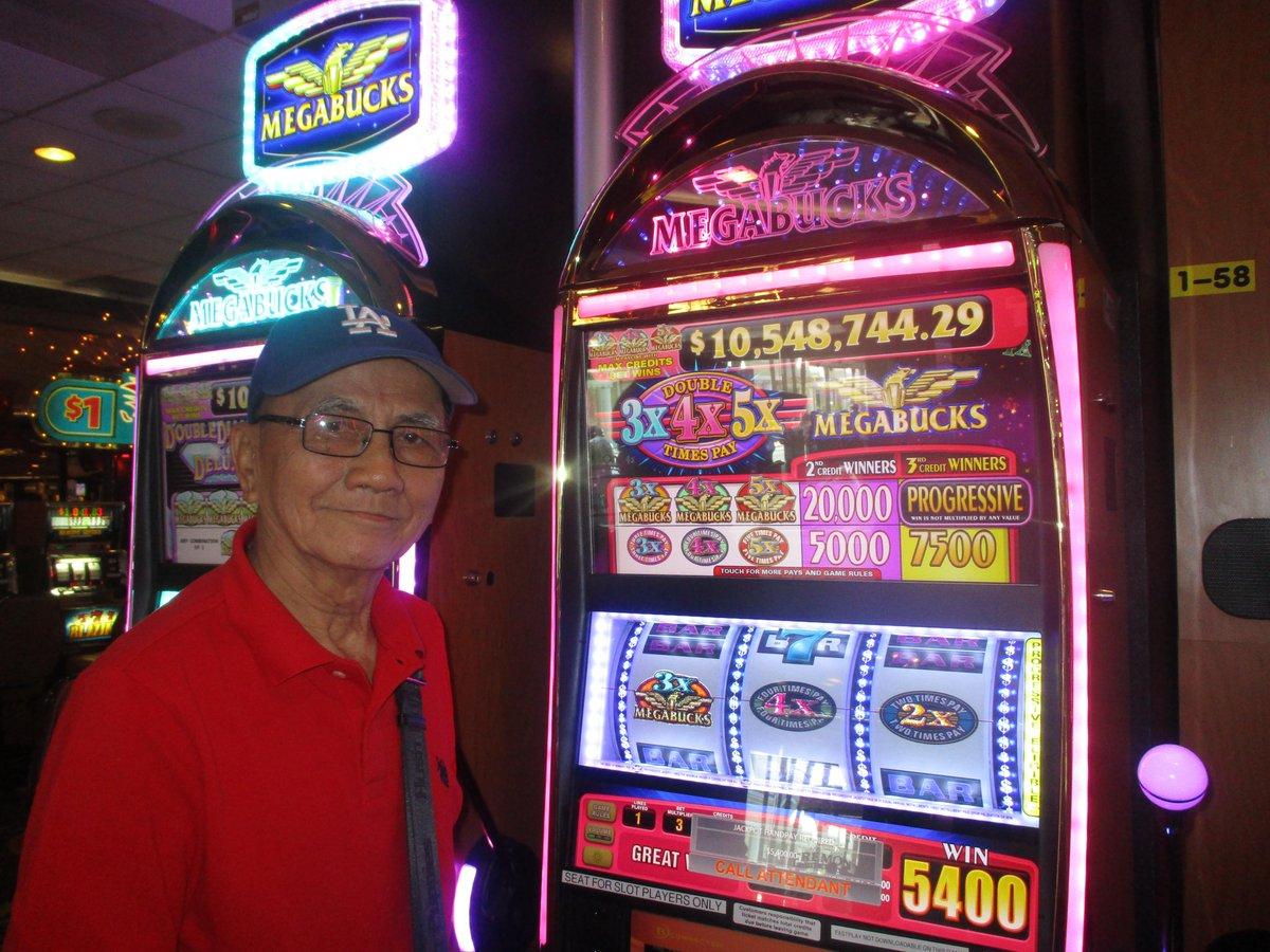 Slot Machine Locator