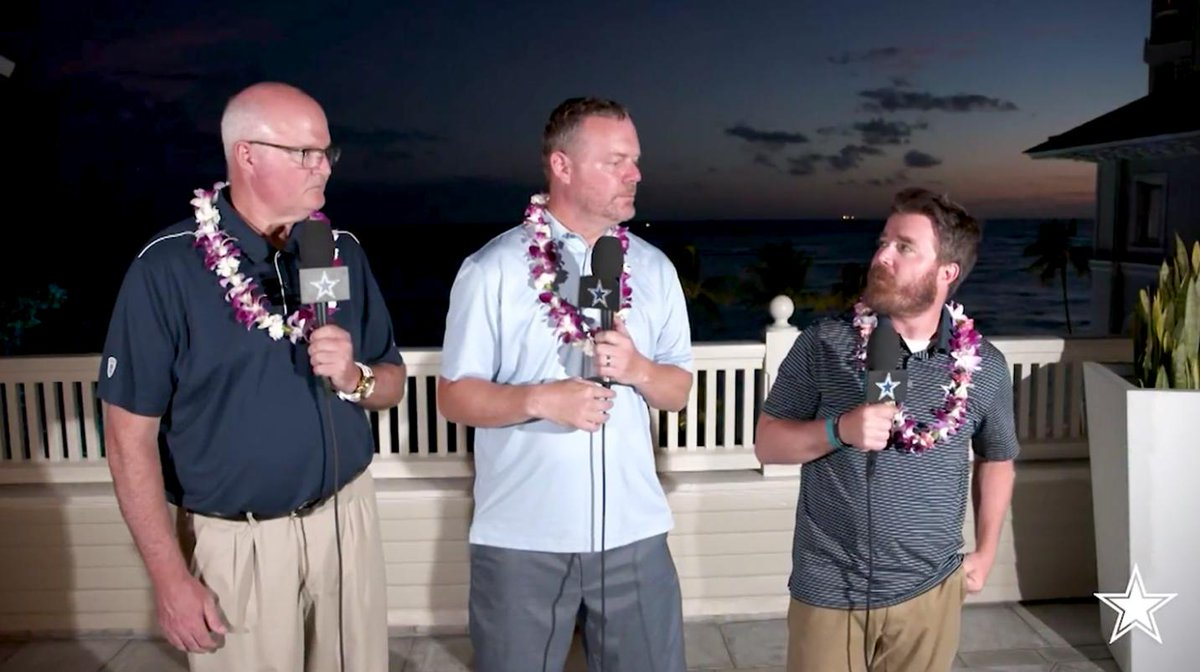 Upon arriving in Honolulu, the DallasCowboys.com writers shared their thoughts on the Hawaiian experience as far, as well as what to expect on Saturday night. #DALvsLAR 🎥 bit.ly/31Nhy6D