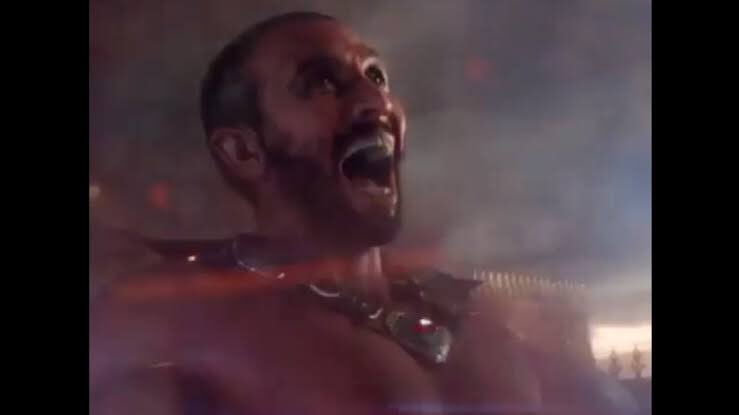Don't you think that the scene where Jafaar turns into a genie after he asked for the ultimate cosmic power is really communicating a very Real and Powerful Message: Power does not equal Freedom! #Aladdin2019 <br>http://pic.twitter.com/PDDOplF7rO