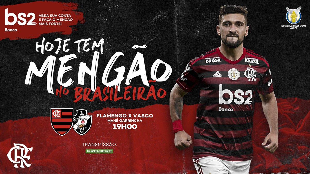 @Flamengo's photo on Mané