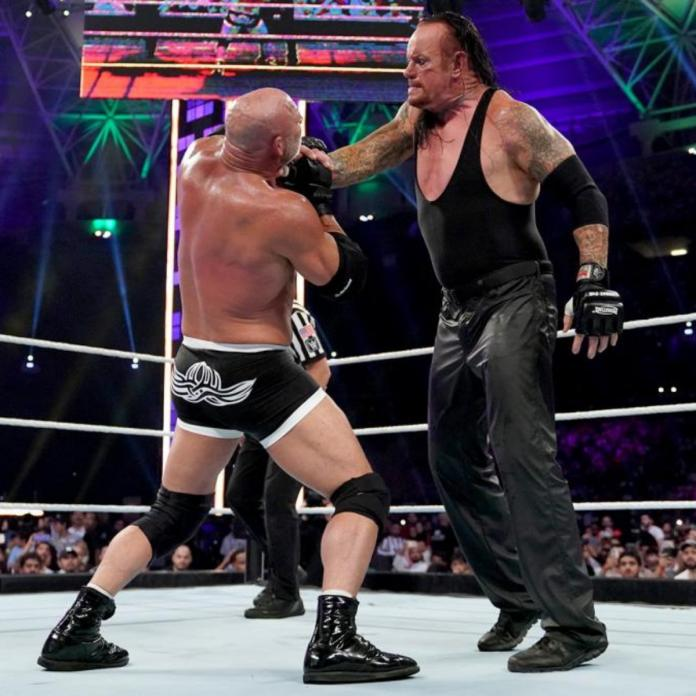 WWE: Goldberg has THIS to say about his botch filled match with The Undertaker at Super ShowDown #WWERaw #WWESuperCard #SmackdownLive #goldberg #Undertaker  https://t.co/tG0gzwkds0 https://t.co/osD5B6r4ax