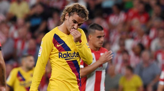 Barcelona Get Off To First Opening Day Defeat in 11 years