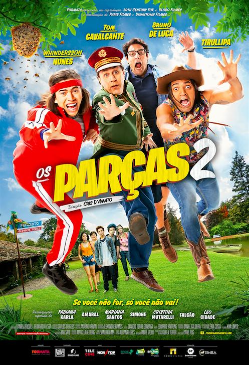 Os Parças 2 | Comédia ganha cartaz e data de estreia;Confira! https://estacaonerd.com/os-parcas-2-comedia-ganha-cartaz-e-data-de-estreia-confira/…