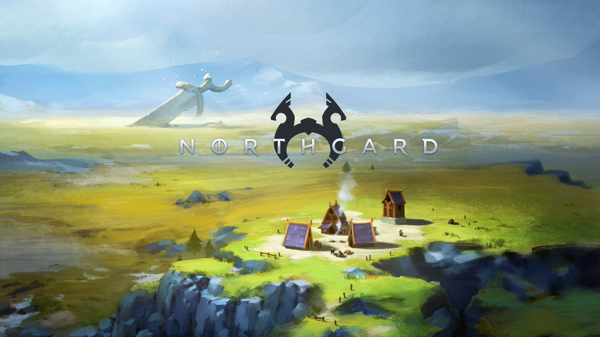 Brave new shores and bring glory to your Viking clan by conquering the land of Northgard, coming to #NintendoSwitch on 9/26, and available now for pre-purchase on Nintendo #eShop! #IndieWorld ⚔️ bit.ly/2P6zc3S