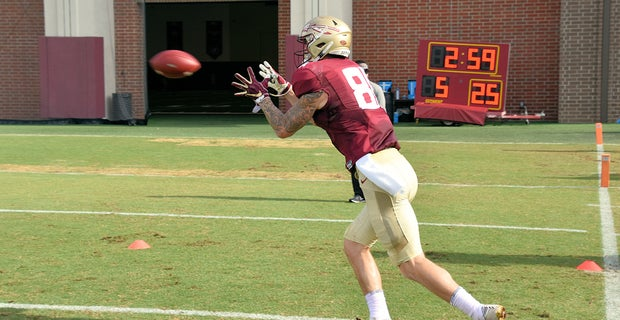 RT @247Sports: Florida State tight end Alexander Marshall enters the transfer portal.  https://t.co/bLK8ddoppC https://t.co/okseZfMFxi
