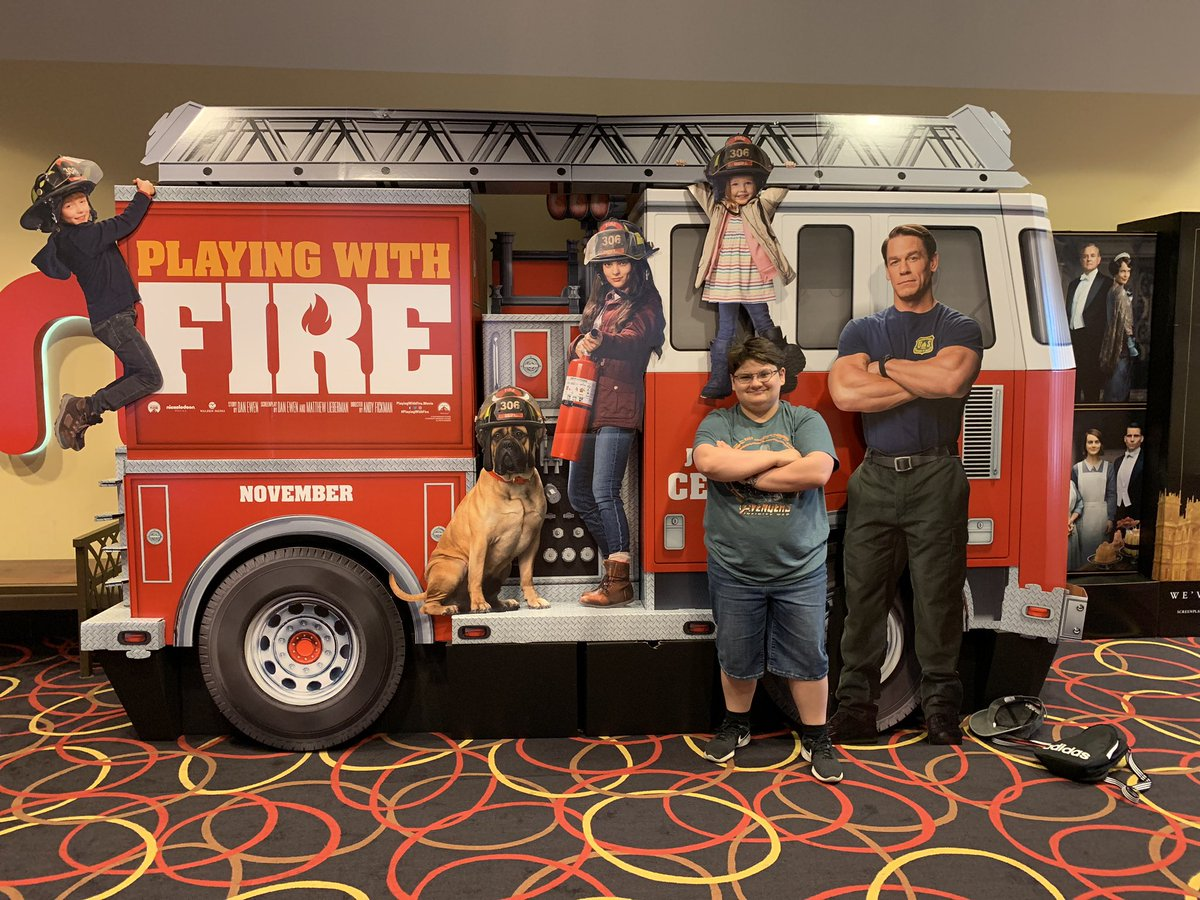 Playing With Fire 2019 Full Movie Free Hd Online