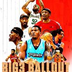 Image for the Tweet beginning: .@THEBIG3 BALLOUT going down in
