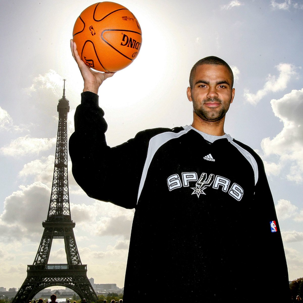 Tony Parker will become the tenth player in Spurs history to have his number retired. He joins: Bruce Bowen (12) Tim Duncan (21) Sean Elliott (32) Manu Ginobili (20) George Gervin (44) Avery Johnson (6) Johnny Moore (00) David Robinson (50) James Silas (13) #MerciTP