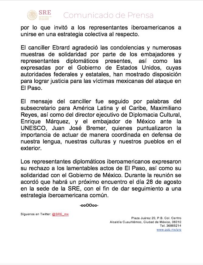 Realizan exitoso encuentro de Iberoamérica y el Caribe contra la xenofobia
