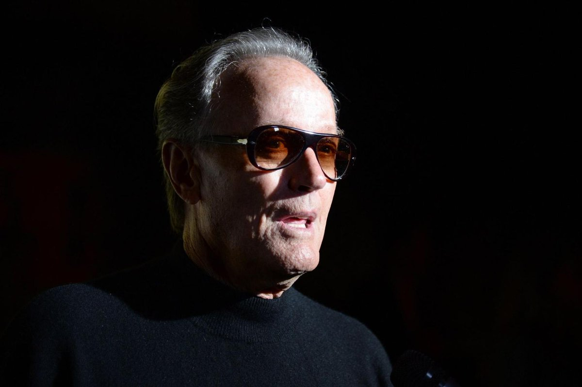 Peter Fonda has died after a battle with lung cancer. He was 79. 😢 #RIP #PeterFonda #EasyRider wsmv.com/news/peter-fon…