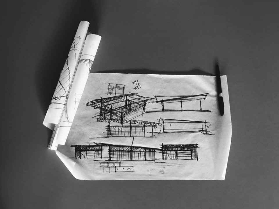 Schematic Design + Preliminary Architectural Sketches // On the Boards in Lake Forest...  https://www. mydstudio.com/blog/modern-wo rkshop-architectural-drawings  …  #architecturaldesign #ontheboards<br>http://pic.twitter.com/FX1A3P7zZN