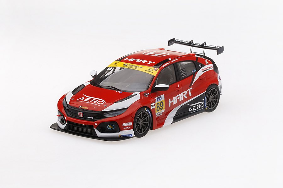 You can purchase a 1:43 scale model of our #89Nice Type R TCR and #69Nice NSX GT3! Follow the links below. tsm-models.com/product-detail… tsm-models.com/product-detail…