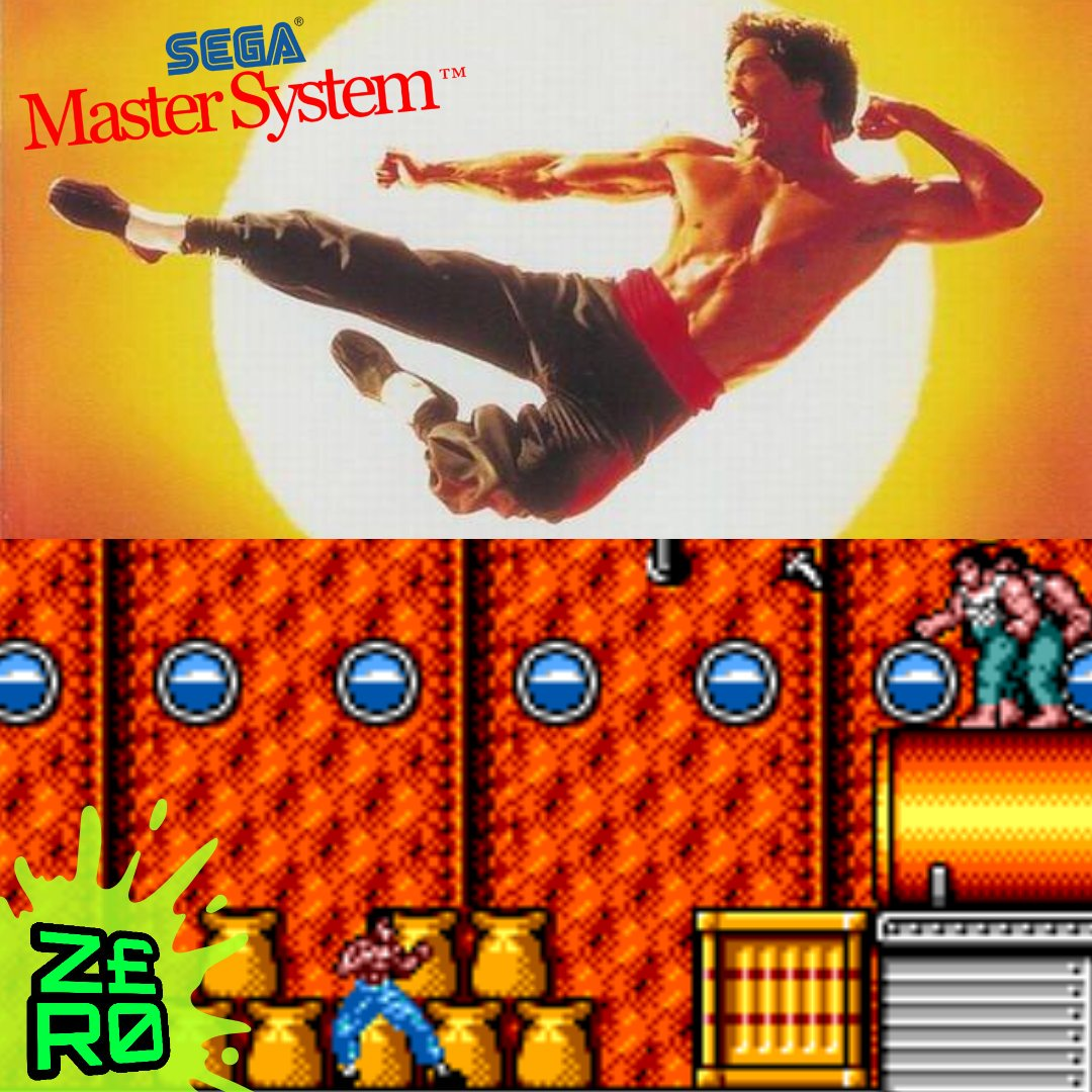 Me and my boy got into playing Dragon: The Bruce Lee Story on the Sega Master System today. A great retro romp! #game #games #gaming #gamer #gamers #videogame #videogames #videogamer #console #retro #retrogaming #sega #mastersystem #brucelee #dragon